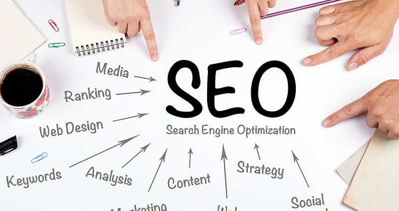 The services provided by a SEO company apart from generating traffic