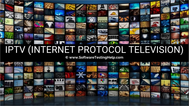 Internet protocol system- makes your television the station of web series