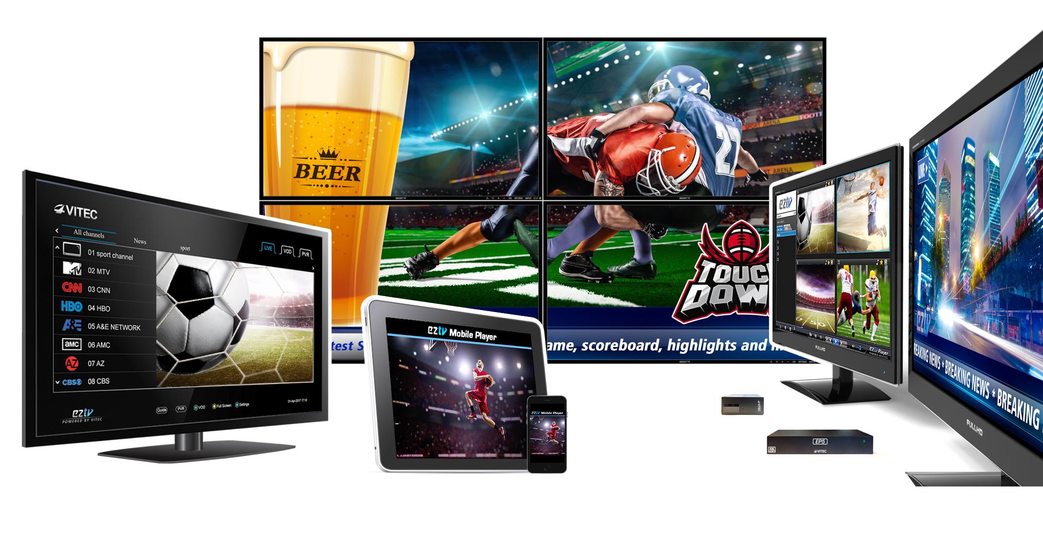 IPTV- Make your television internet platform for enjoying streaming shows